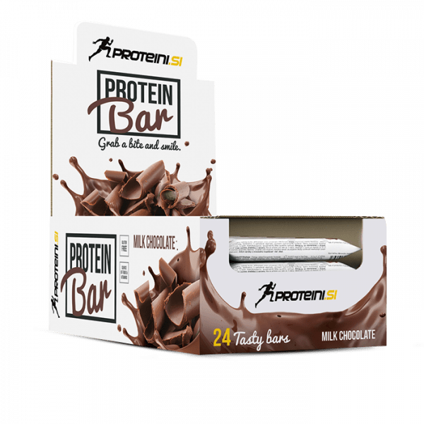 PROTEINI.SI Protein Bar, 24x55g