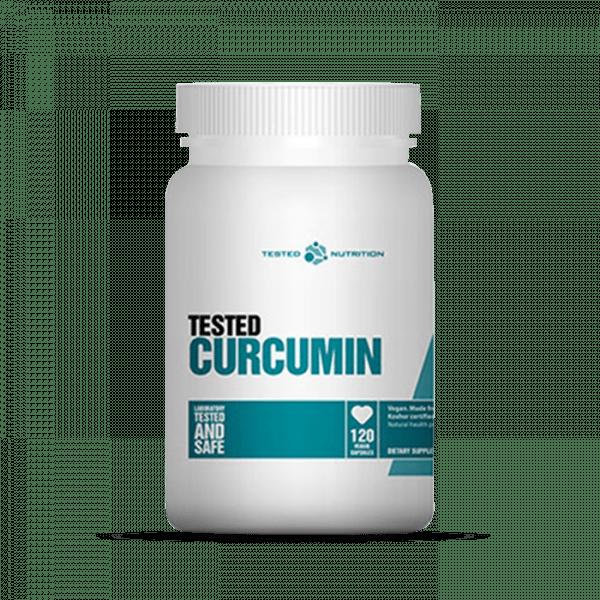 TESTED Curcumin+ 120 Kapseln