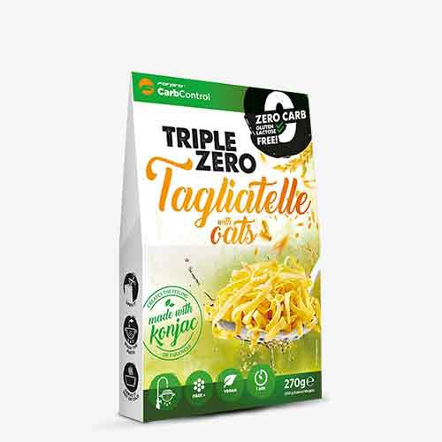 FORPRO Triple Zero Pasta 270g - Tagliatelle Oats