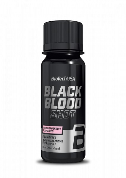 BIOTECHUSA Black Blood Shot 20x60 ml