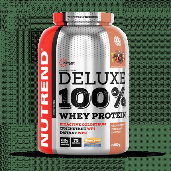 NUTREND DELUXE 100% WHEY 2250g Proteine