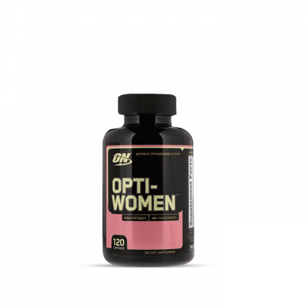 Optimum Nutrition OptiWomen, 120 Tabletten Vitamine und Mineralien