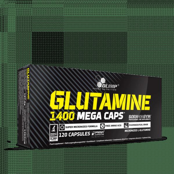 OLIMP Glutamine Mega Caps®, 120 Kapseln