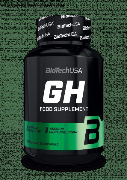 BioTechUSA GH HORMONE REGULATOR, 120 Kapseln Health Produkte