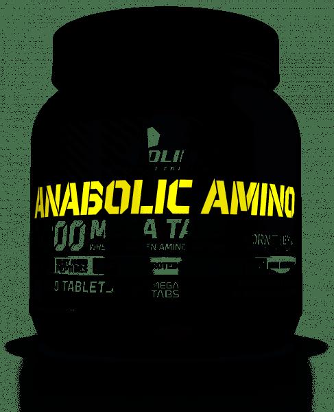 OLIMP Anabolic Amino 9000 Mega Tabs, 300 Tabletten