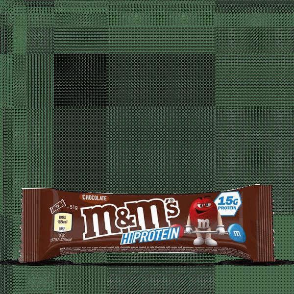 Mars Protein - m&m's Protein Chocolate Bar 12 x 51g