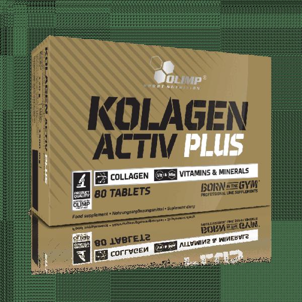OLIMP Kolagen Activ Plus Sport Edition 80 Tabletten