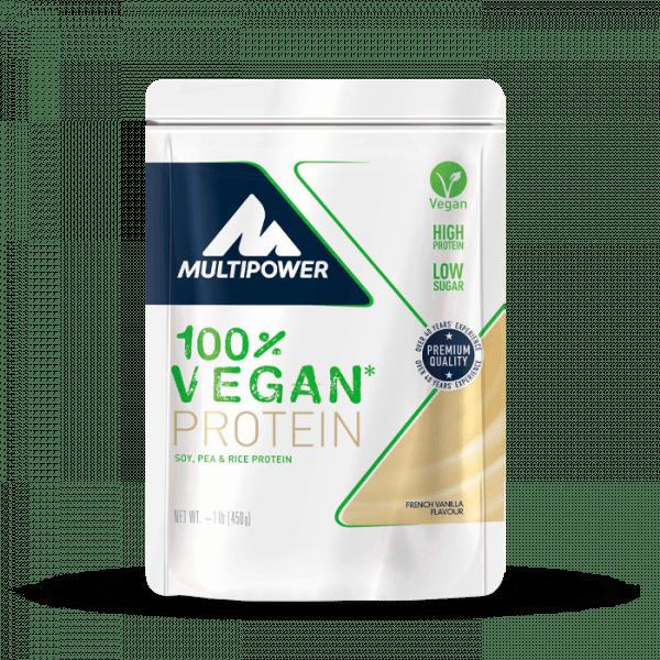 MULTIPOWER 100% Vegan Protein 450g Proteine