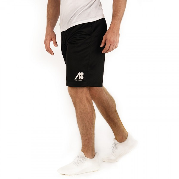 ATOMBODY Mesh Shorts Pro, men, XL, black