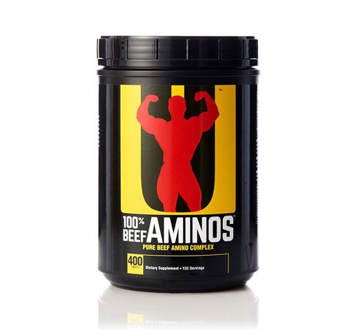 Universal Nutrition Beef Amino, 400 Tabletten