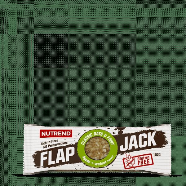 NUTREND FLAPJACK GLUTEN FREE 20 x 100g Bars und Snacks