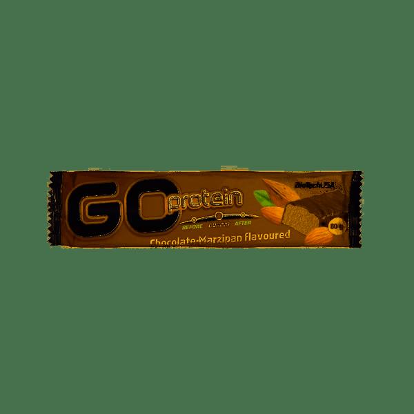 BioTechUSA Go Protein Bar, 21 x 80g