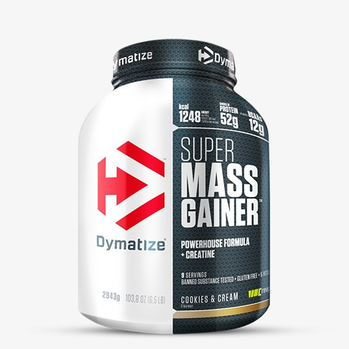 Dymatize - Super Mass Gainer, 2943g Gainers/Kohlenhydrate