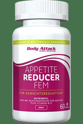 Body Attack FEM Appetite Reducer, 60 Kapseln