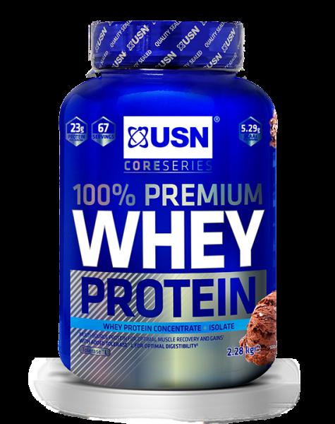 USN WHEY PREMIUM PROTEIN 2280g Proteine