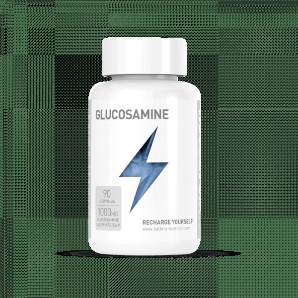 BATTERY GLUCOSAMINE, 90 Kapseln Health Produkte