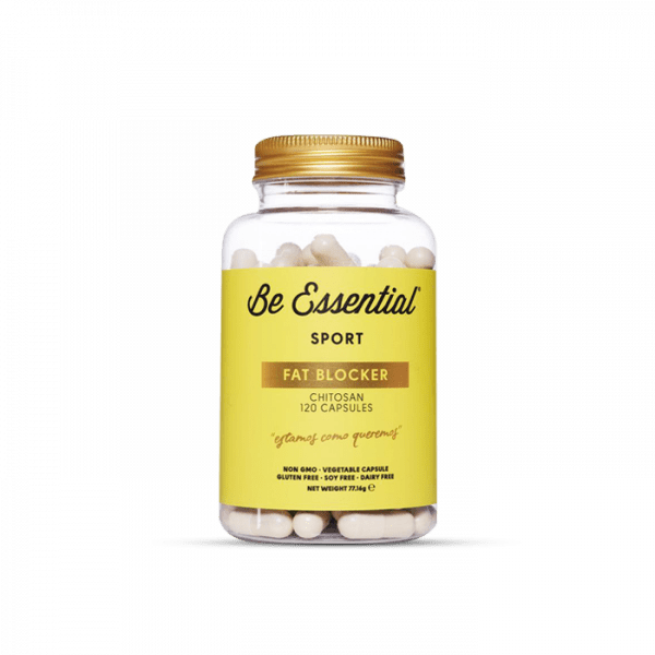 Be Essential FAT BLOCKER, 120 Kapseln Diät Produkte