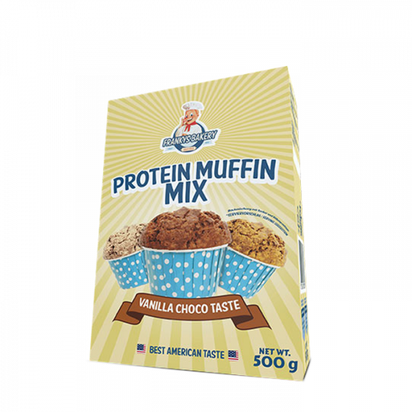 Frankys Protein Muffin 500g