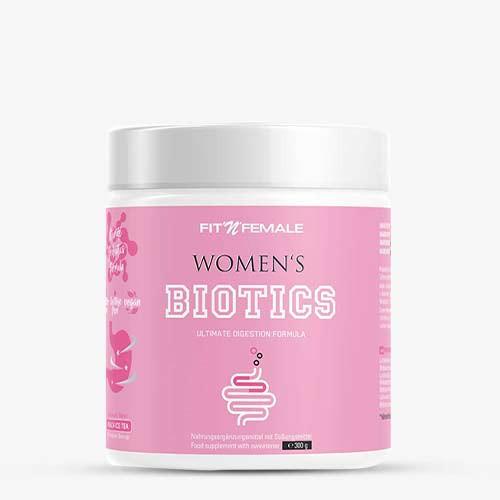 FITNFEMALE Women's Biotics 300g