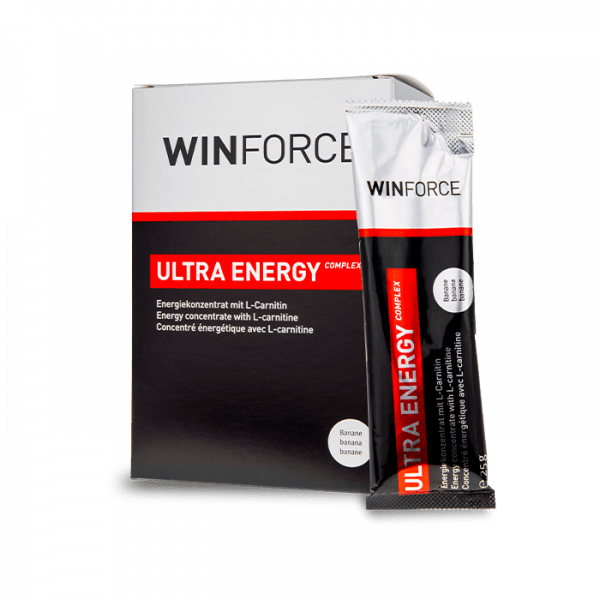 WINFORCE Ultra Energy Complex Box 10 x 25g