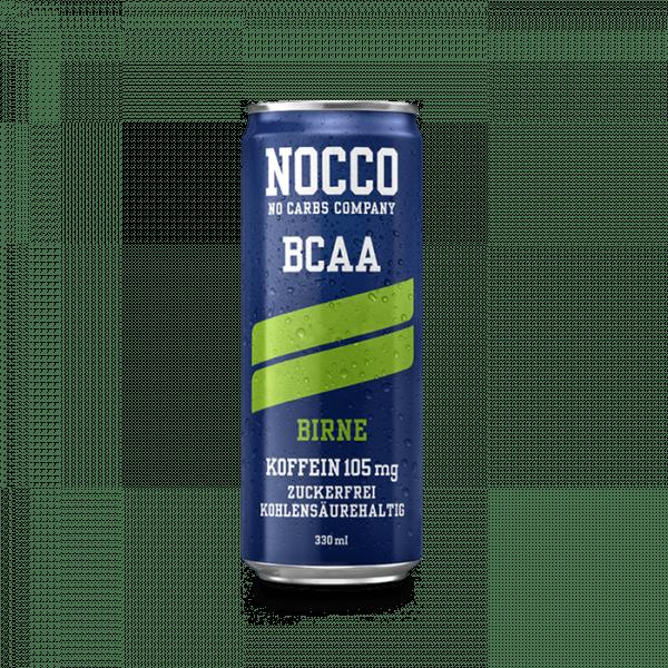 NOCCO 24 x 330ml Deutschland Drinks - Pear - MHD 28.03.2021
