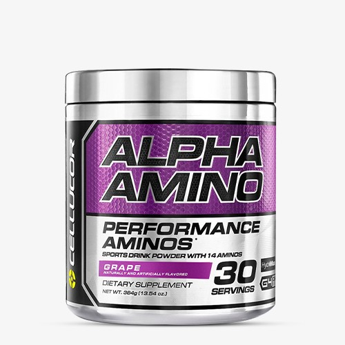 Cellucor Alpha Amino 366g Aminos - Grape - MHD 31.01.2021
