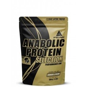 Peak - Anabolic Protein Selection (500g)