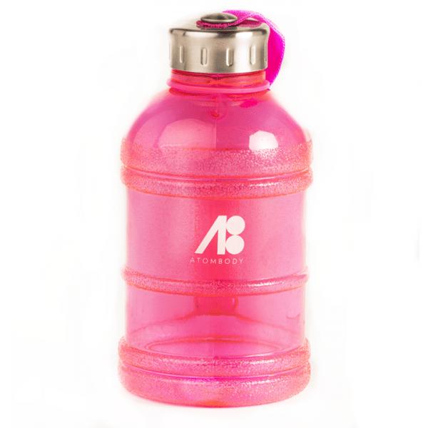 ATOMBODY WATER JUG 1000 ml, pink