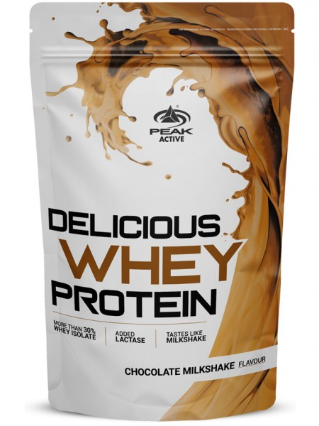 Peak - Delicious Whey (1000g) Proteine