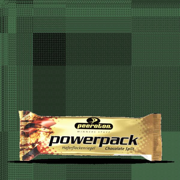 PEEROTON POWERPACK RIEGEL, 15 X 70G, CHOCOLATE SPLIT
