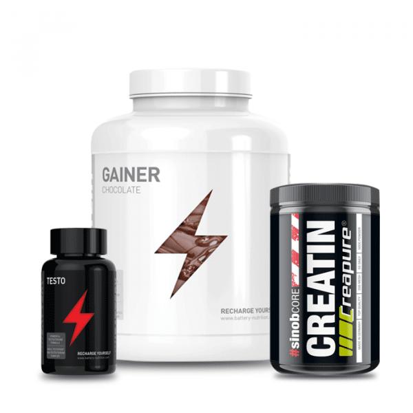 Starter Pack Muskelaufbau unterstützend B