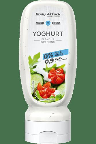 Body Attack Dressing Yogurt, 320ml