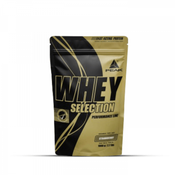 Peak - Whey Selection (1000g) Proteine