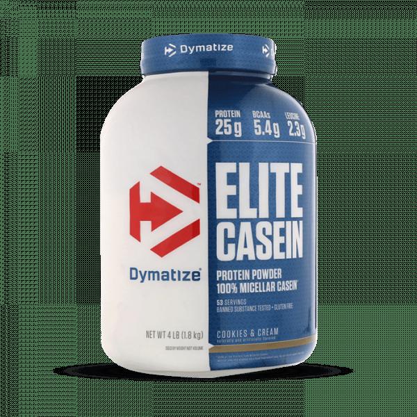 Dymatize - Elite Casein, 1814g Proteine