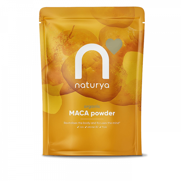 NATURYA SUPERFOODS - MACA POWDER (300G)
