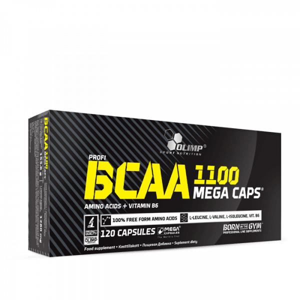 OLIMP BCAA Mega Caps®, 120 Kapseln