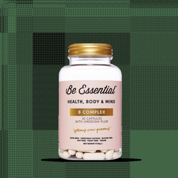Be Essential B.COMPLEX, 30 Kapseln Vitamine und Mineralien