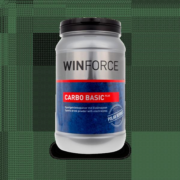 WINFORCE Carbo Basic Plus Dose 800g - Polar Berries