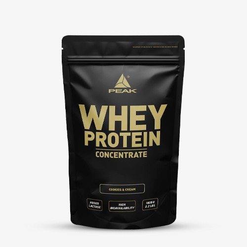 PEAK Whey Protein Concentrate 1000g Proteine