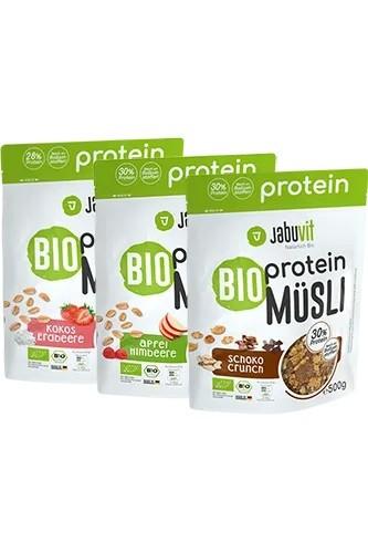 JabuVit Bio Protein-Müsli 500g Food