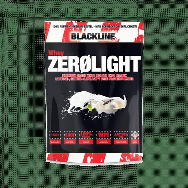 Sinob Whey Zerolight 750g Proteine