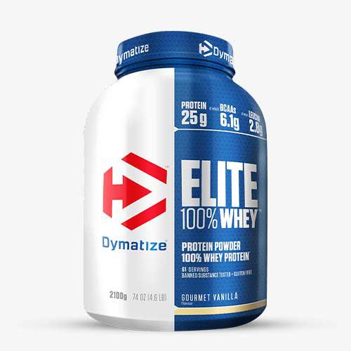 DYMATIZE - Elite Whey 2100g Proteine