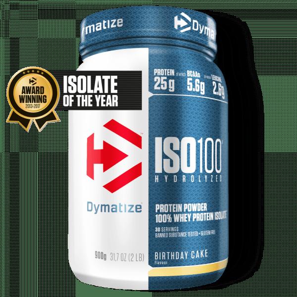 Dymatize - ISO 100 900g
