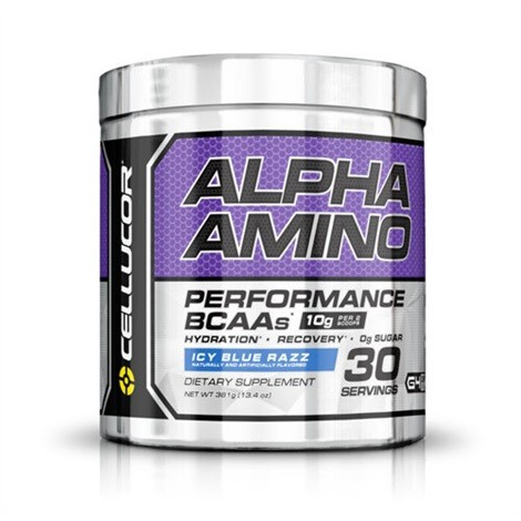 Cellucor Alpha Amino 366g Aminos