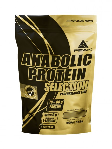 Peak - Anabolic Protein Selection (1000g)