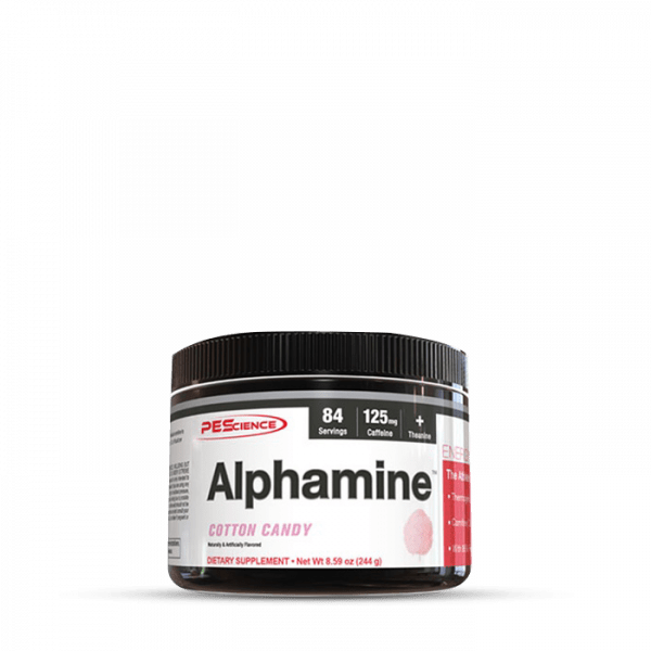 PES Alphamine 252g Trainings Booster