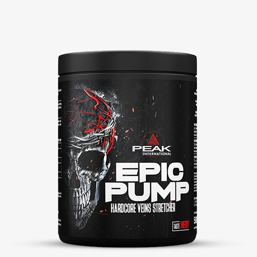 PEAK Epic Pump, 500g Trainings Booster