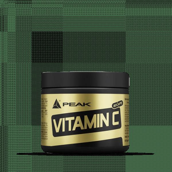 PEAK Vitamin C 60 Standard Vitamine und Mineralien