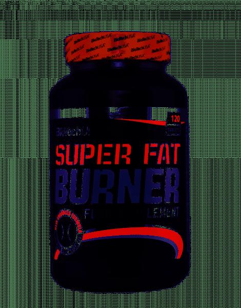BioTechUSA Super Fat Burner, 120 Tabletten