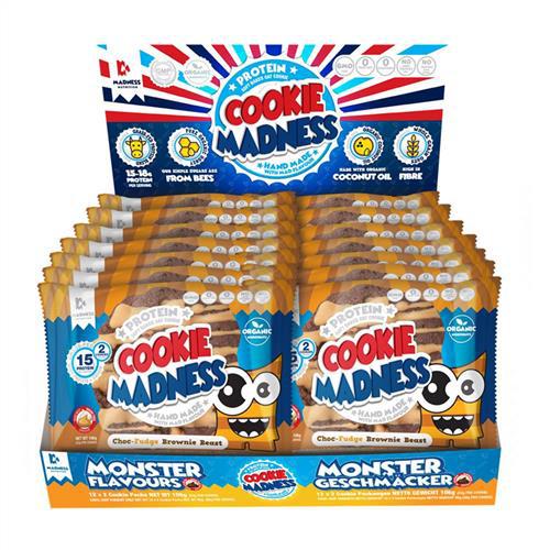 Sinob Cookie Madness (12er Box), 12 x 106g